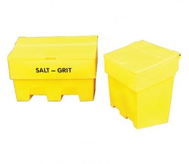 Salt-Grit Bins