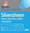 Silver sheen SCUFF Mark remover