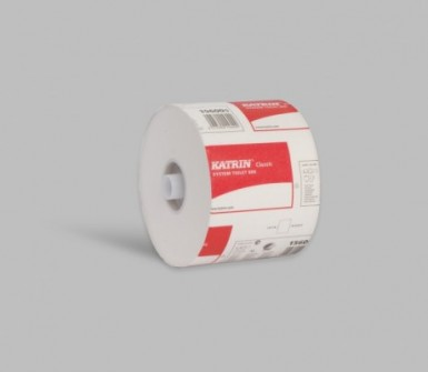2ply White Katrin Classic System 800 Toilet Roll