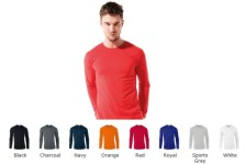 GD11 longsleeved t-shirt